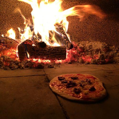 Pizza & Vuur