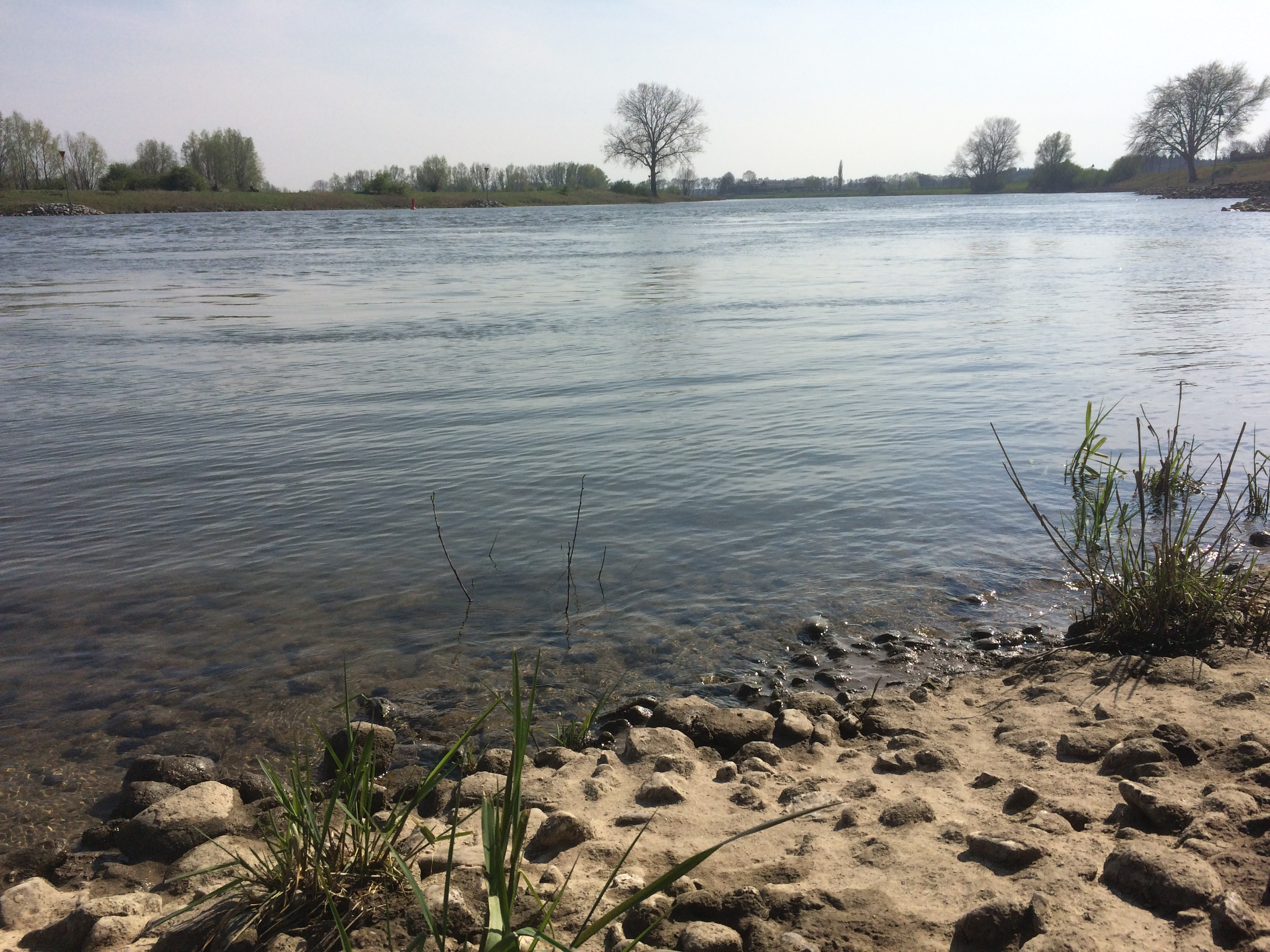 IJsselstroom – de eerste stappen